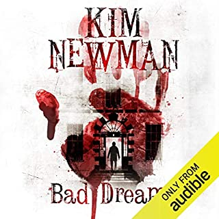 Bad Dream audiobook cover art