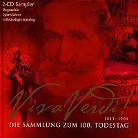 Viva Verdi Sampler/Biography
