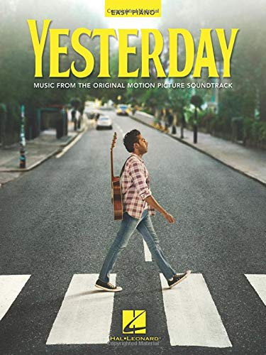 YESTERDAY EASY PIANO: Music from the Original Motion Picture Soundtrack