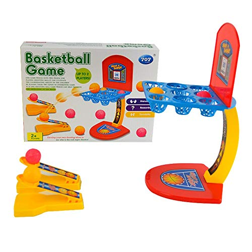 Sport Tischspiele Kreative Kinderminifinger Basketball Schießen Tischbrett Eltern-Kind-Interactive Desktop Educational Spielzeug for Jungen Und Mädchen des Geburtstags-Geschenk