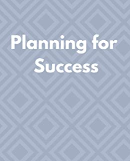 Planning for Success: Undated One Year Business Planner Notebook for Network Marketing