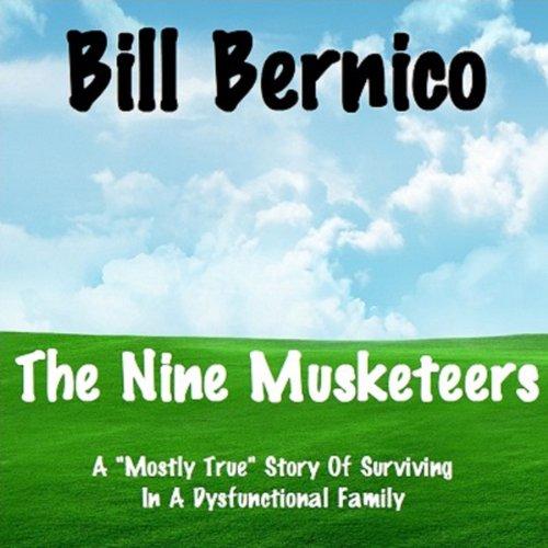 The Nine Musketeers audiobook cover art