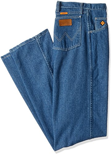 Wrangler Riggs Workwear Men's FR Cool Vantage Cowboy Cut Regular Fit Jean