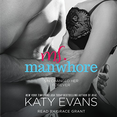 Ms. Manwhore audiobook cover art
