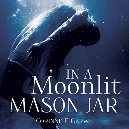 Murder in a Moonlit Mason Jar audiobook cover art