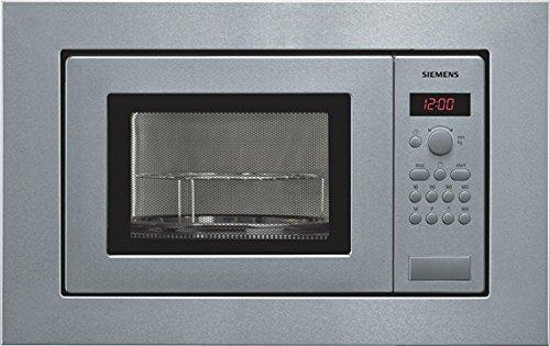 Siemens HF15G561 Micro-ondes inox 1 270 W 10 A 50 Hz 230 V 18 kg 29 x 27,4 x 19,4 cm