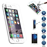 Screen Protector for iPhone 4.7-Inch, Tempered Glass Film for Apple iPhone 6s/6, 1-Pack Clear