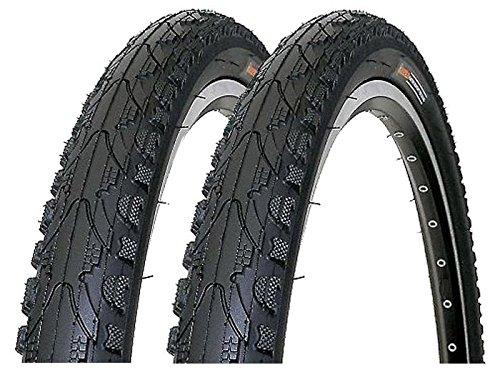 2 x Fahrradreifen Kenda K935 K-Shield Pannensicher 28 Zoll 28 x 1.60, 700 x 40C Zoll 42-622 schwarz