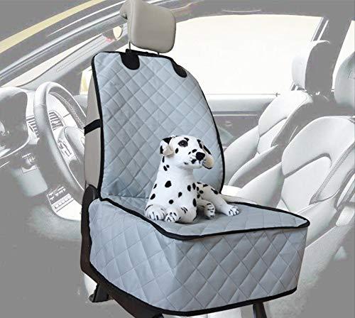 PET HOUND Autositzbezug Für Hunde Auto-Co-Pilotensitz Hundehaustiersitzkissen Anti-Schmutz-Anti-Biss-Auto-Katzen- Und Hundeschutz-Sitzkissen