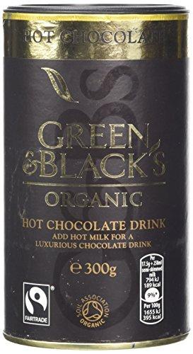 Green & Black's Organic Hot Chocolate, 300g