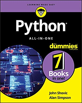 Python All-in-One For Dummies. (For Dummies (Computer/Tech))