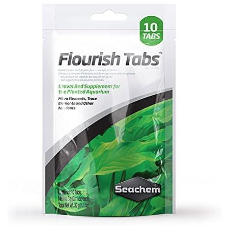 Seachem Flourish Tab Pack   10 pcs   Happy Fins
