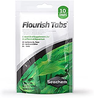 Seachem Flourish Tab Pack | 10 pcs | Happy Fins