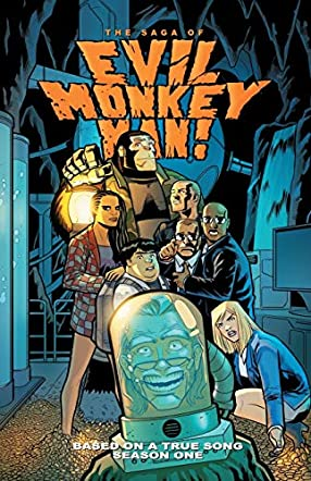 The Saga of Evil Monkey Man