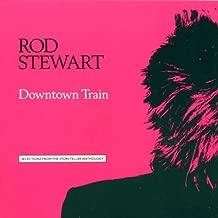 rod stewart downtown train album