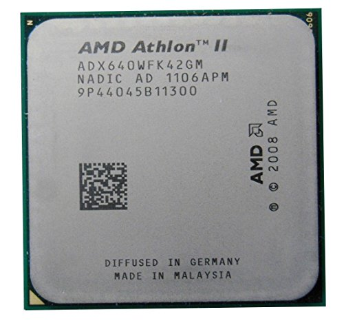 AMD Athlon II X46403.0GHz 2MB Quad-Core CPU procesador Socket AM2+ AM3938-pin 95W