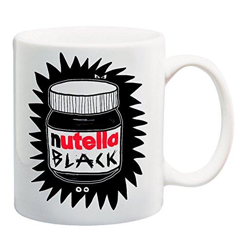Nutella Blakk T-shirt mok