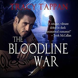 The Bloodline War audiobook cover art