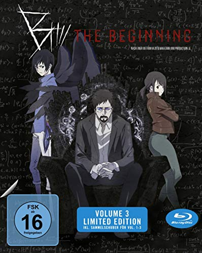 Vol. 3 (Limited Edition mit Sammelschuber) [Blu-ray]
