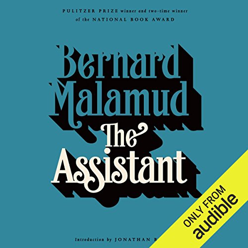 The Assistant audiobook cover art