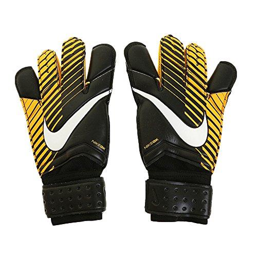 Nike GK Grip 3 - Guanti da portiere da calcio (Sz. 11), colore: Nero