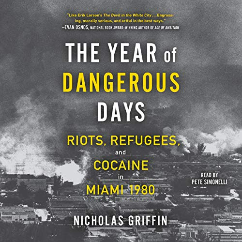 The Year of Dangerous Days cover art