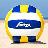 FORZA Balón de Voleibol – Balones de Voleibol/Voley Playa (para Entrenamientos o Uso Competitivo) (Balón para Entrenamientos)