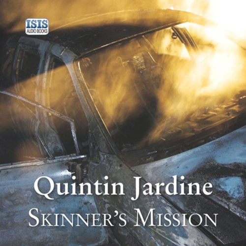 Skinner's Mission audiobook cover art