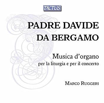 Bergamo: Musica d'organo per la liturgia e per il concerto