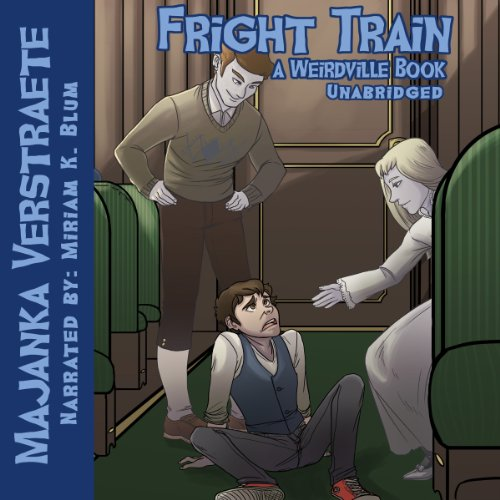 Fright Train audiobook cover art