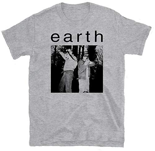Earth T-Shirt, Sunn O, Boris, Wolves in The Throne Room, Melvins, Ulver 3XL Gray
