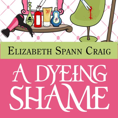 A Dyeing Shame: A Myrtle Clover Mystery, Book 2                   By:                                                                                                                                 Elizabeth Spann Craig                               Narrated by:                                                                                                                                 Jean Ruda Habrukowich                      Length: 5 hrs and 50 mins     84 ratings     Overall 3.9