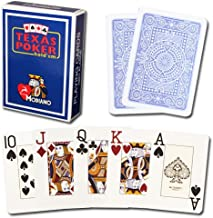 Modiano Texas Holdem 100% Plastic Cards - 1 Deck