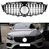 GT R Style Grill Grille for Mercedes-Benz...