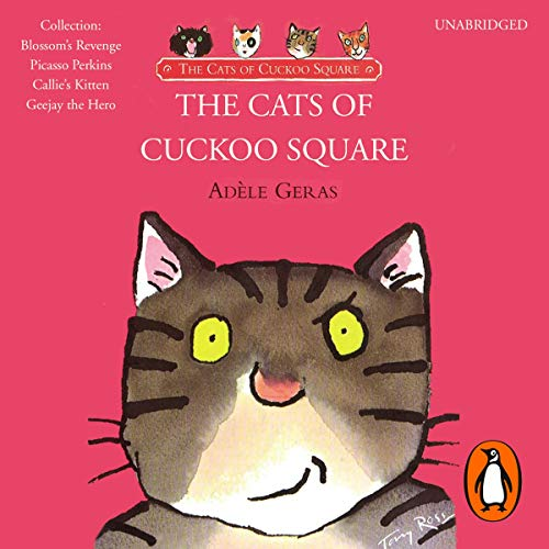 The Cats of Cuckoo Square cover art
