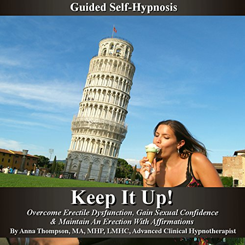 Keep It Up audiobook cover art