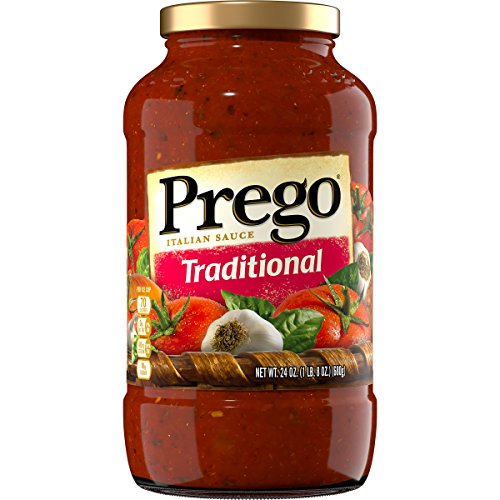 Prego Pasta Sauce, Traditional, 24 oz