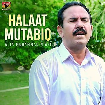Halaat Mutabiq - Single