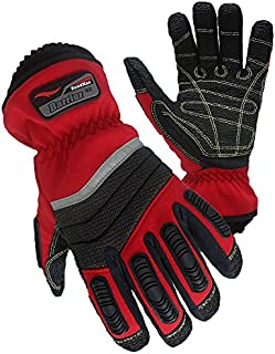 Cestus HM Barrier R - 4032 2XL Extrication Glove 2X-Large/12 Red Pair