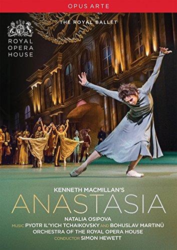 Kenneth Macmillan's Anastasia [DVD]