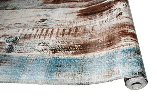 kengbi Einfach zu dekorieren, beliebte und langlebige Tapete, modernes Holz, zum Abziehen und Aufkleben, Vinyl, selbstklebende Tapete für Möbel, Renovierung, Wohnwände, Heimdekoration
