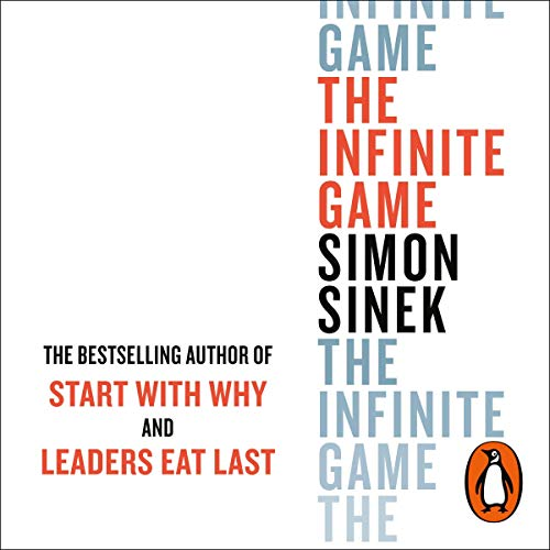 The Infinite Game Audiobook By Simon Sinek cover art