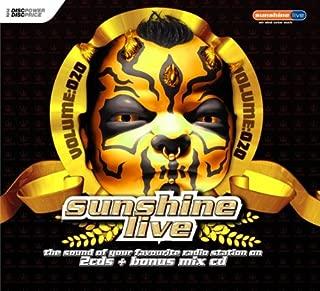 Sunshine Live, Vol.20