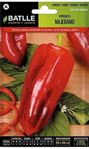 Semillas Batlle - Semi di peperone