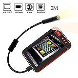 SUNWAN - Telecamera per ispezioni, endoscopio USB, 8 mm, 1080P HD, boroscopio industriale,...