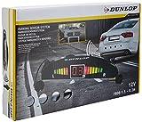 Dunlop 871125203240Sensor de aparcamiento Sistema, Negro