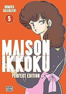 Maison Ikkoku - Juliette je t'aime Perfect Edition Tome 5