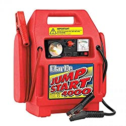 Clarke 4000 Heavy Duty Battery Jump Starter
