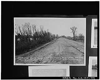 HistoricalFindings Photo: Reclamation District 1000,Highway No. 99,Sacramento,California,CA,HABS,43