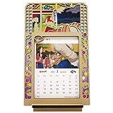 千と千尋の神隠し 2021年 ステンドフレームカレンダー/CL-97